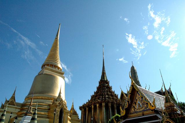 東南アジア タイワット・プラケオの写真