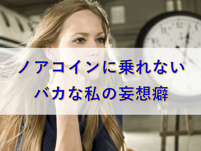 【ノアコイン】泉忠司さんのノアプロジェクトに今回は乗れないバカな私の妄想僻|セカドリ